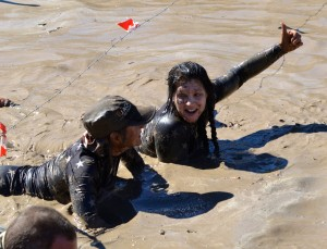 You will get wet and dirty and love it!